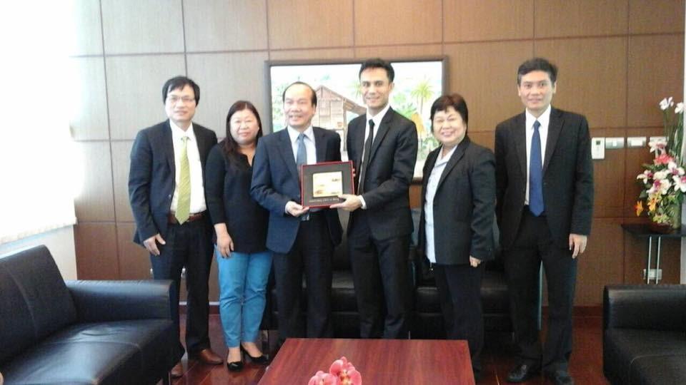 Trường Đại học Y Dược Huế hợp tác với Đại học Khon Kaen, Thái lan mở khoá liên kết đào tạo Thạc sỹ Điều dưỡng.