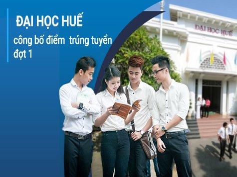 Điểm trúng tuyển đợt 1 Trường Đại học Y Dược theo phương thức xét điểm thi tốt nghiệp THPT năm 2020