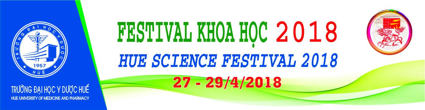 Festival Khoa học Huế 2018