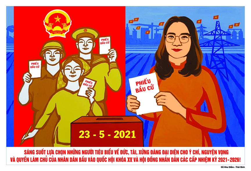Tiểu sử tóm tắt, chương trình hành động các ứng cử viên đại biểu HĐND thành phố Huế, nhiệm kỳ 2021 - 2026 tại đơn vị bầu cử số 2