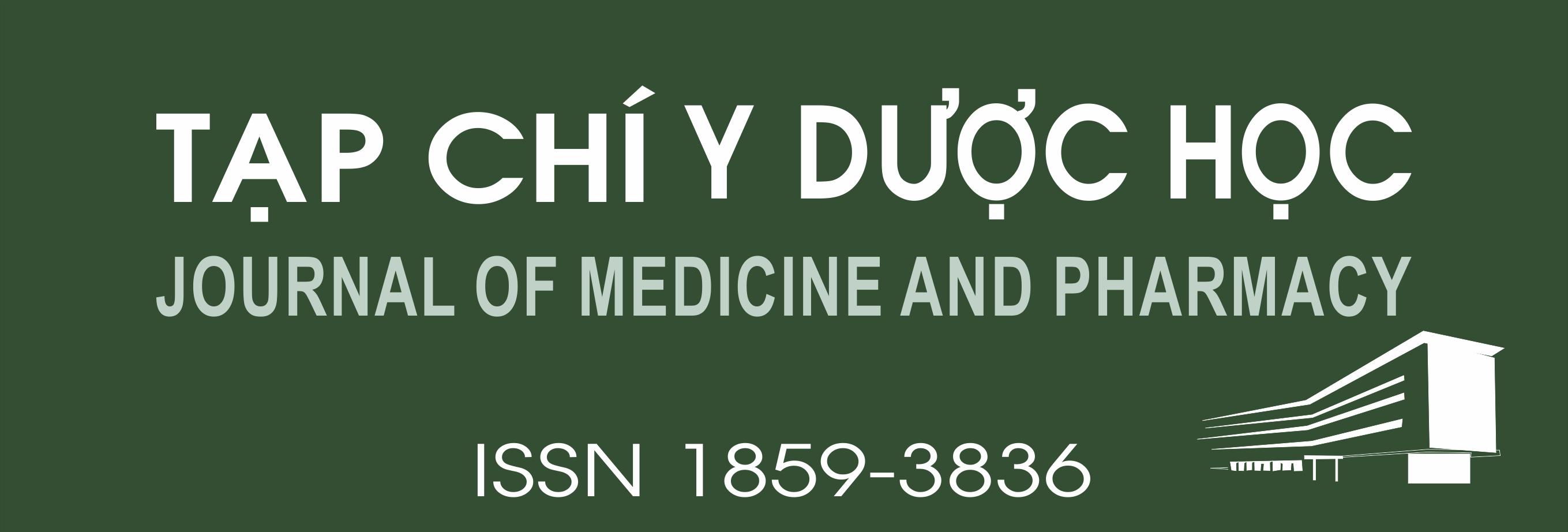 Tạp chí Y Dược học