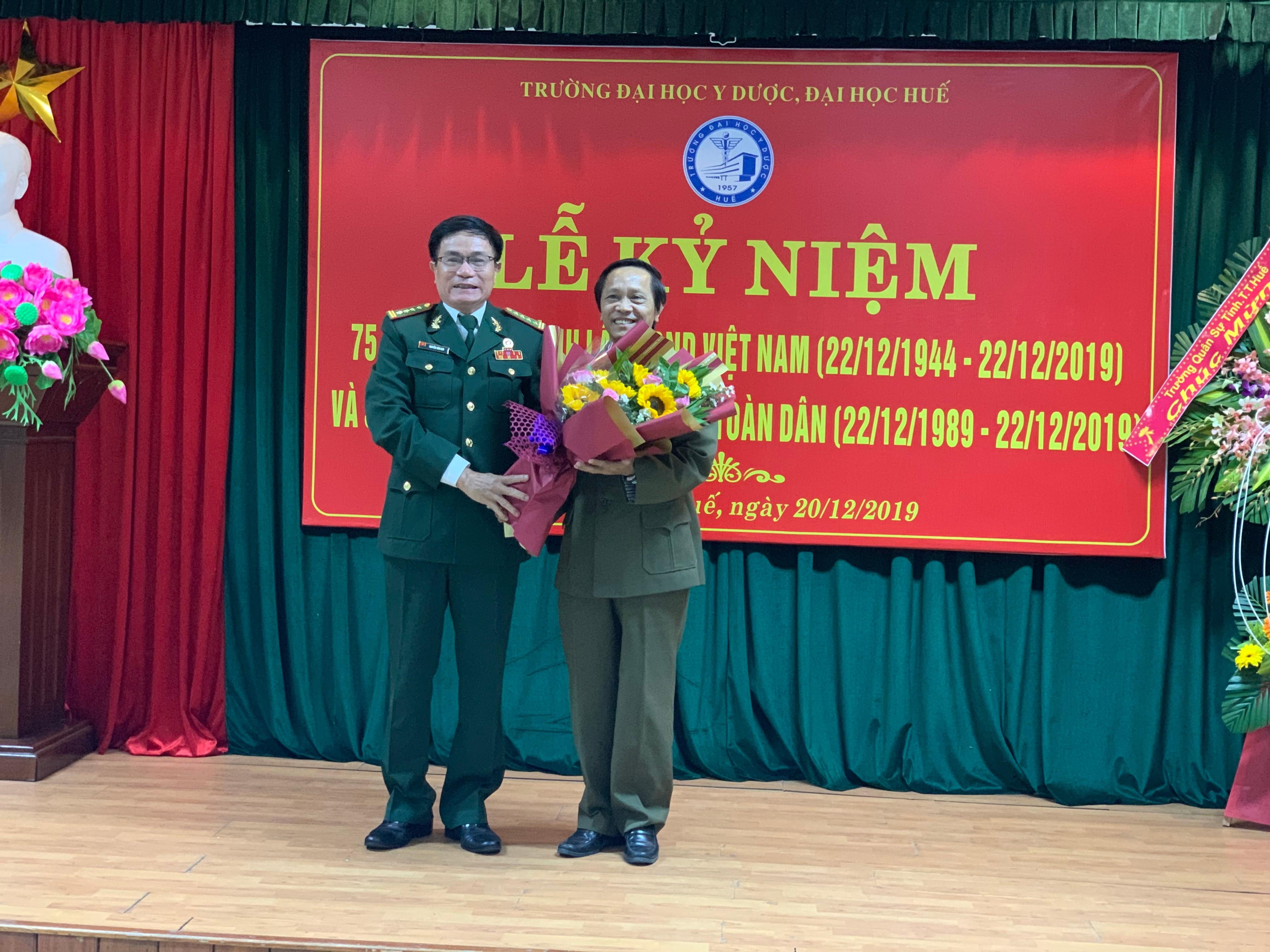 Tọa đàm Kỷ niệm 75 năm ngày thành lập Quân đội Nhân dân Việt Nam (22/12/1944 - 22/12/2019)