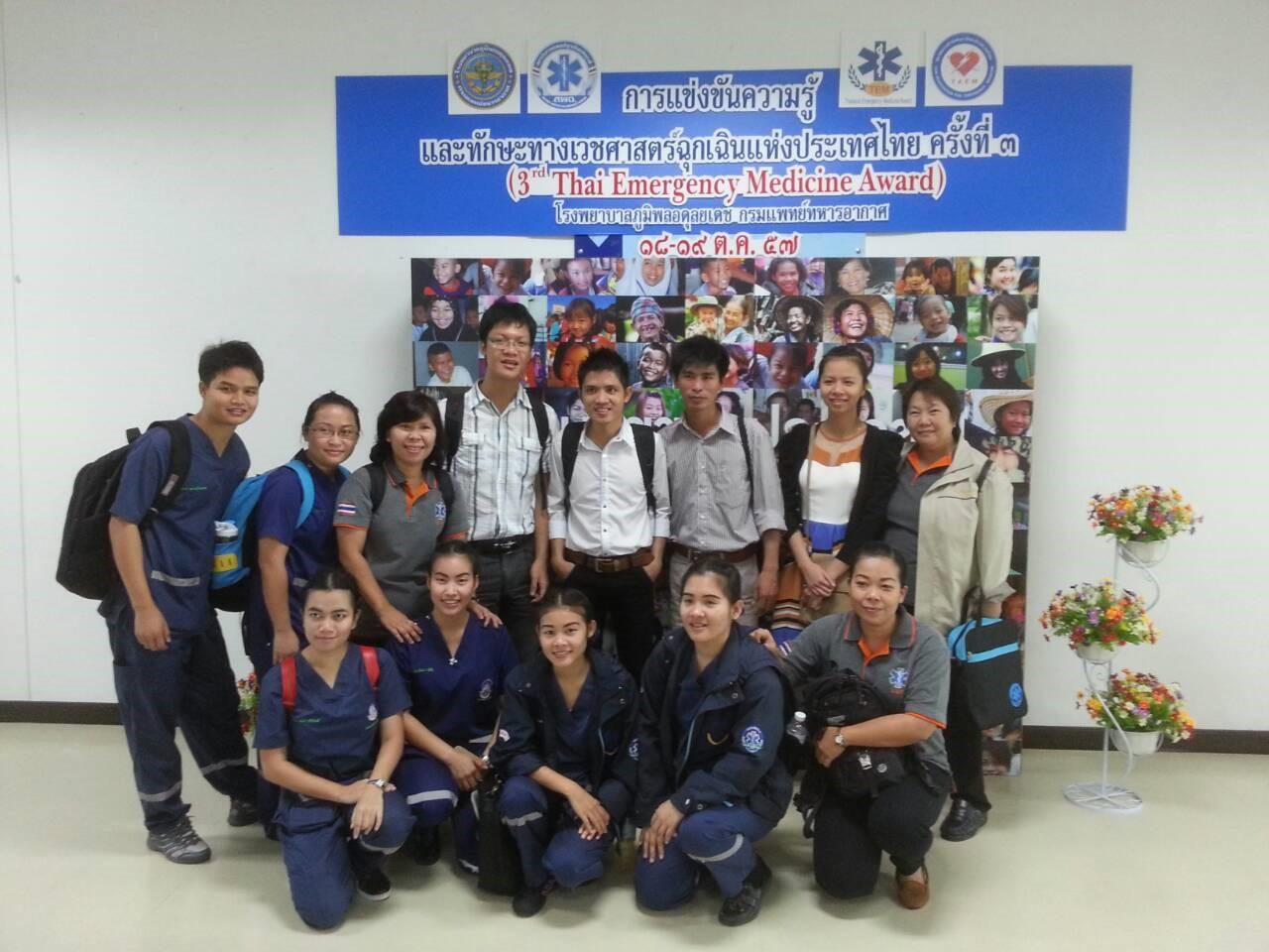 Học viên CK1 tu nghiệp tại Thái Lan