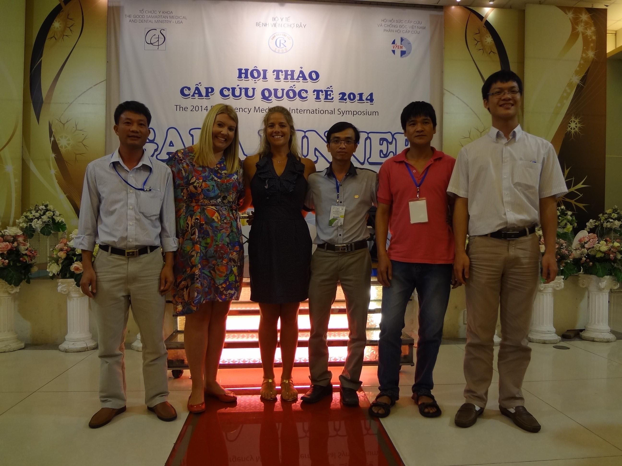 Học viên CK1 tham gia Hội thảo quốc tế CCĐK