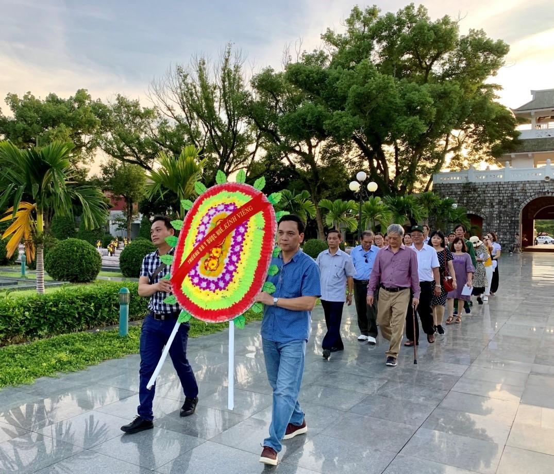 Công đoàn Trường Đại học Y Dược, ĐHH Huế tổ chức các hoạt động  nhân kỷ niệm 72 năm ngày thương binh liệt sĩ (27/7/1947 – 27/7/2019)