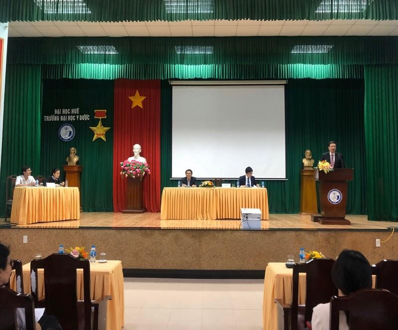 Giao ban Ban cán sự lớp định kỳ học kỳ I năm học 2019-2020