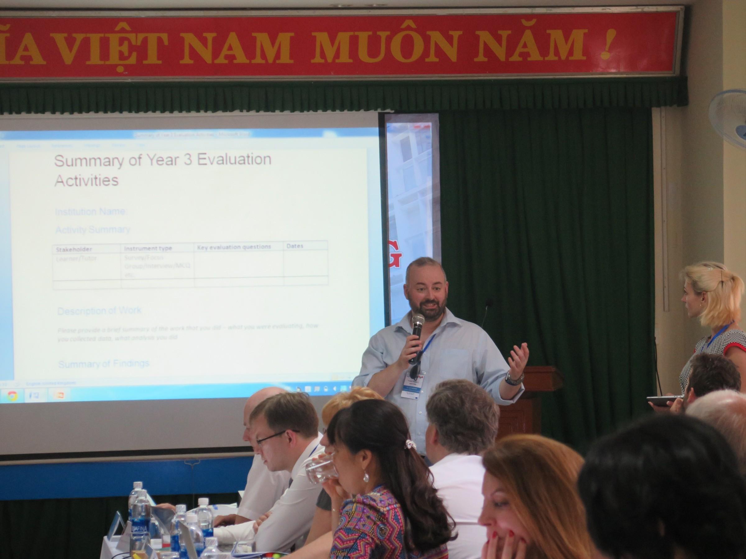 Hội thảo thường niên của Dự án Giảng dạy theo hướng phòng tránh sai sót y khoa