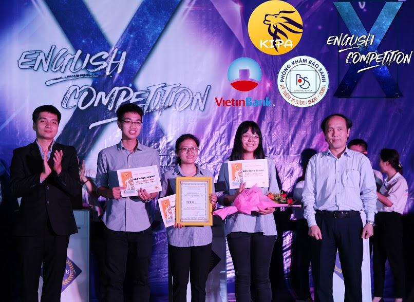 Sôi động chung kết English Competition lần thứ X chào mừng Festival Khoa học 2018.