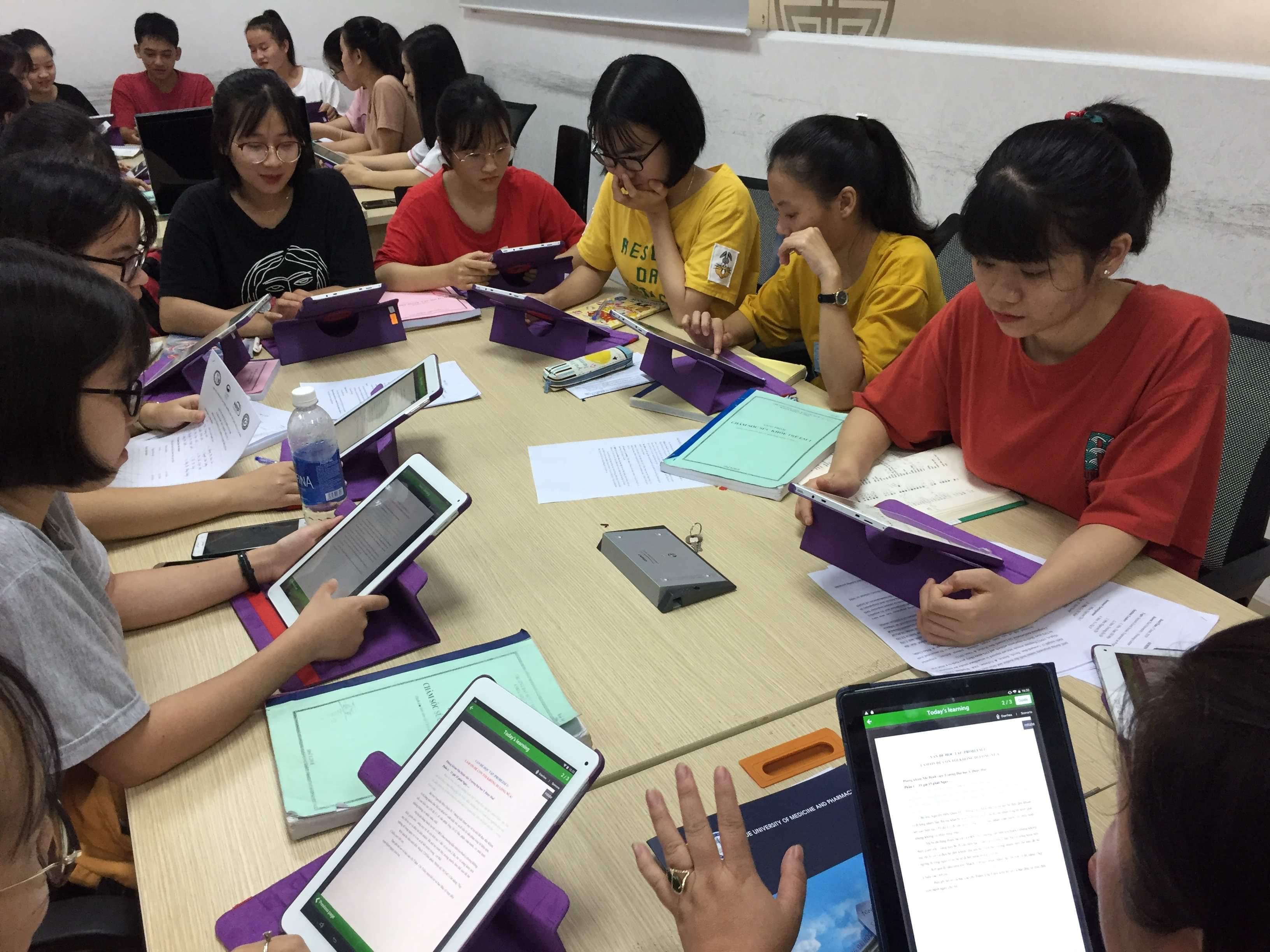 Ứng dụng phương pháp học tập UBL và sử dụng phương pháp UBT trong kiểm tra