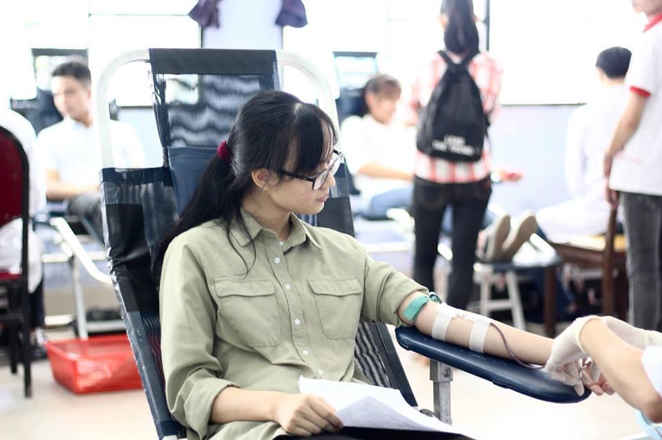 """Ngày hội hiến máu nhân đạo """"Thu yêu thương - Hành động vì cộng đồng"""""""