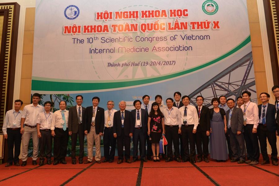 Hội nghị khoa học Nội khoa toàn quốc lần thứ X 2017