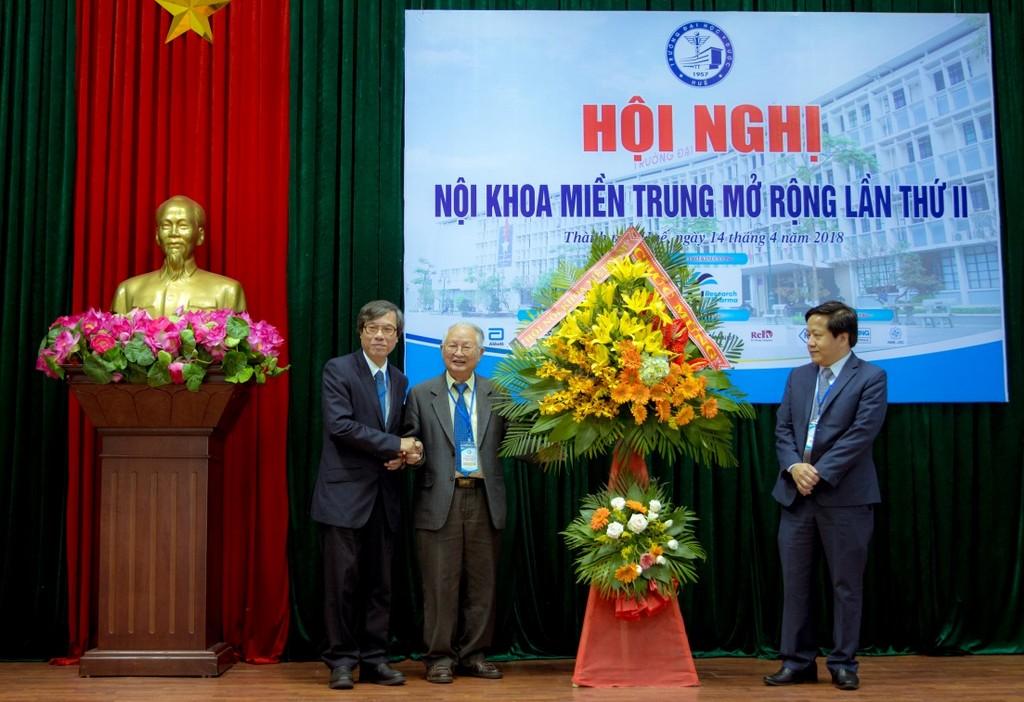 Hội nghị Nội khoa miền Trung mở rộng năm 2018