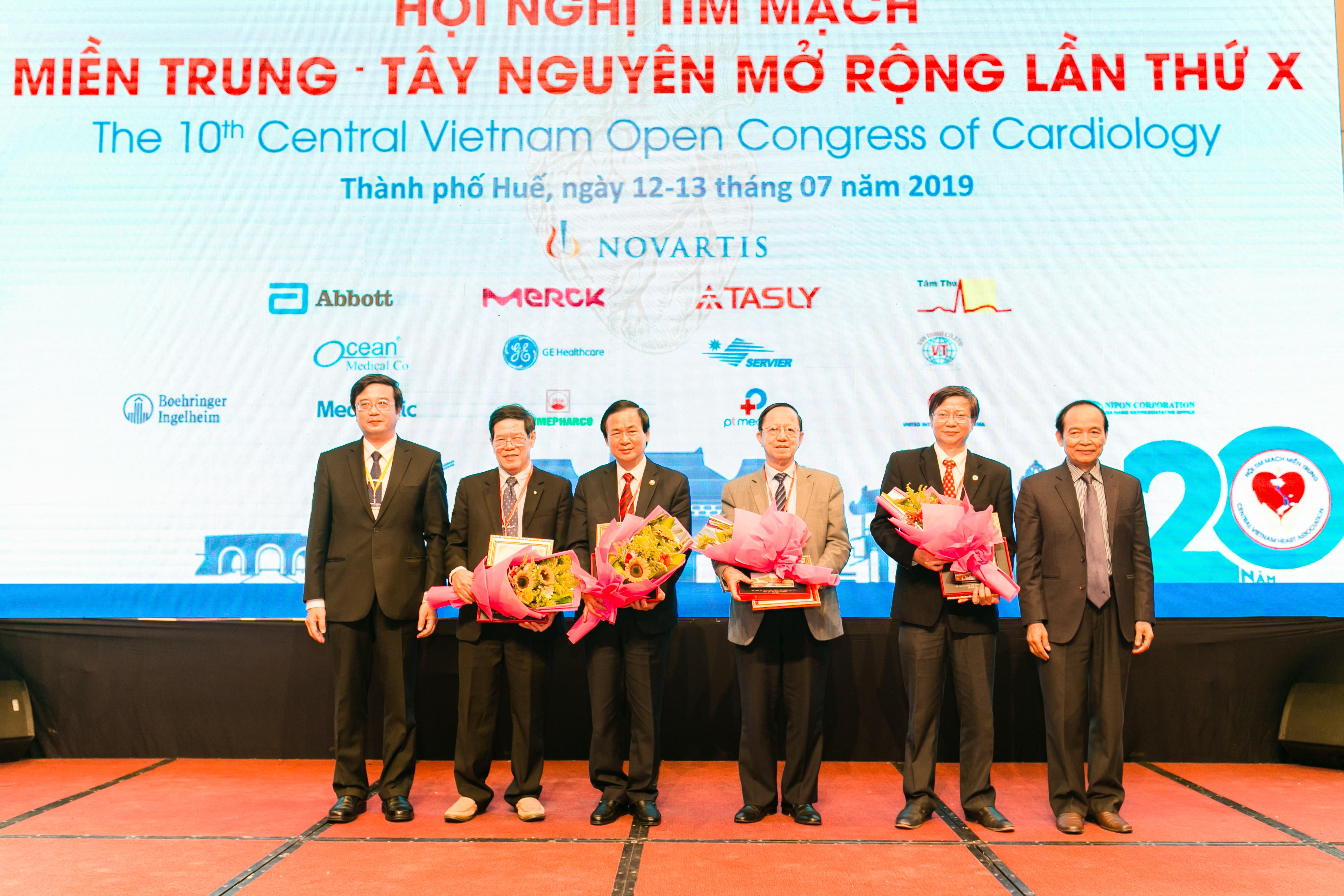 Hội nghị tim mạch miền Trung - Tây Nguyên mở rộng lần thứ X