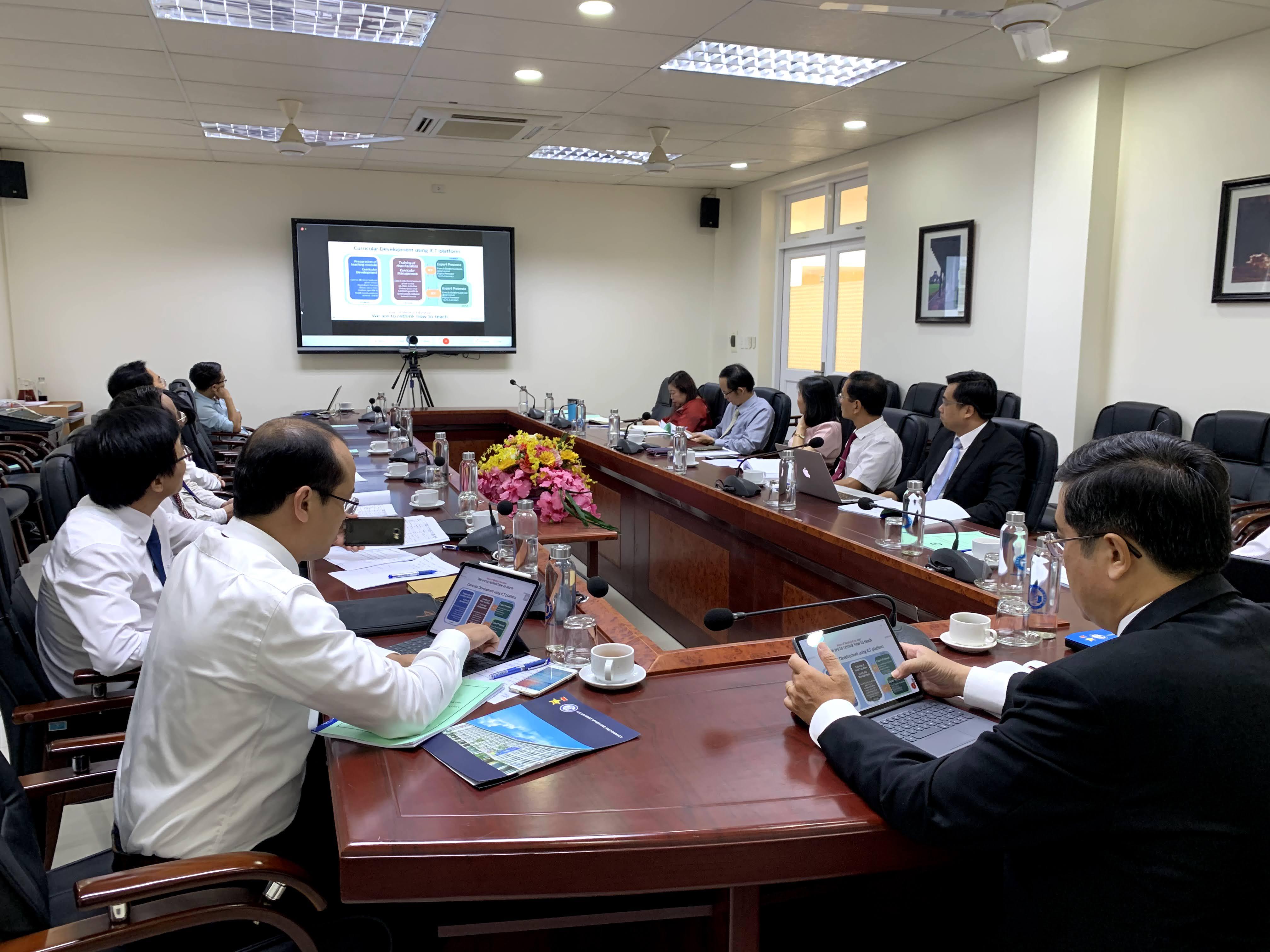 Hội thảo Webinar về giáo dục y khoa trong bối cảnh dịch bệnh Covid-19