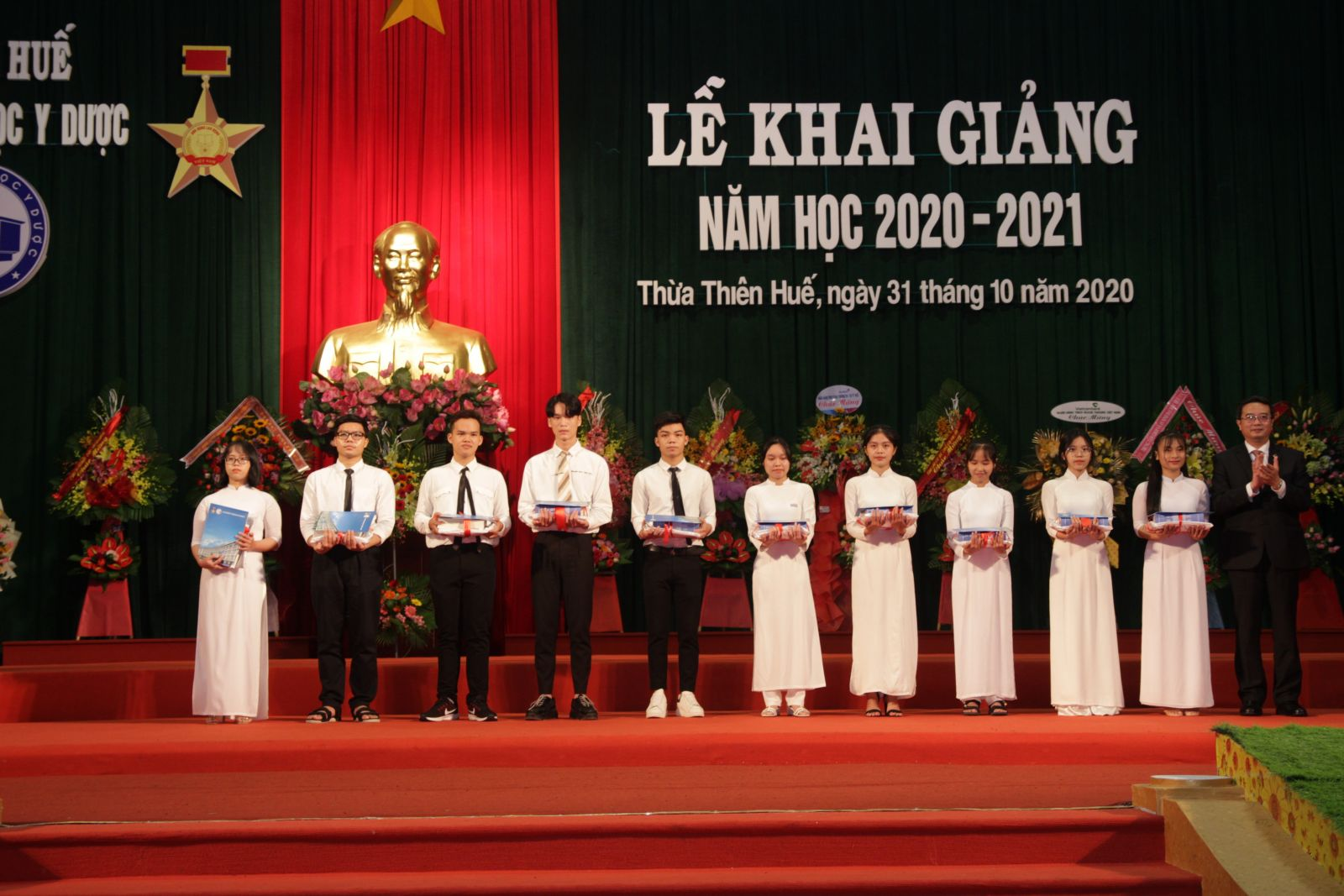 Lễ khai giảng năm học 2020-2021