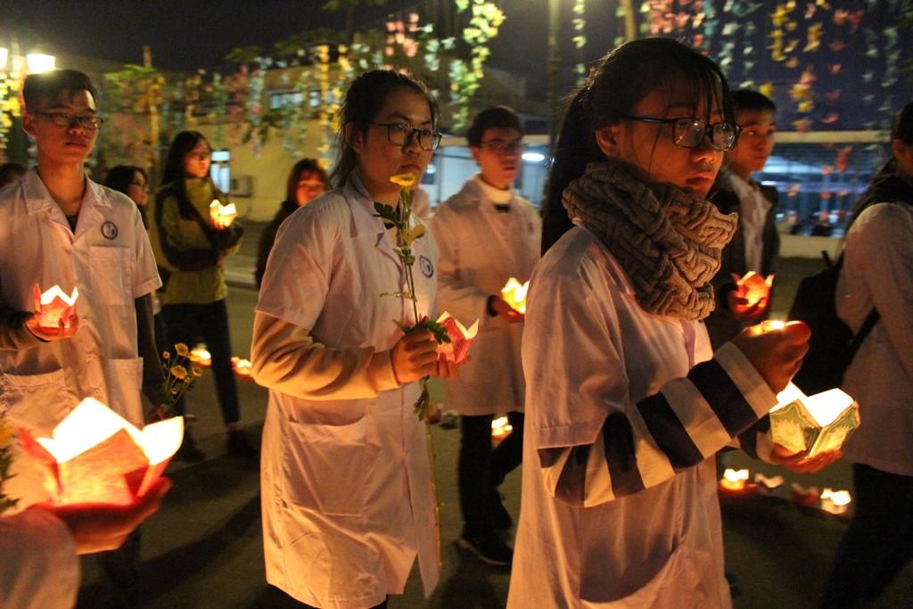 Lễ hội Macchabée tri ân những người hiến thân xác cho khoa học