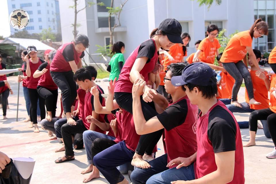 Đoàn Thanh niên Trường ĐH Y Dược Huế sôi nổi với các hoạt động chào mừng Lễ kỷ niệm 87 năm ngày thành lập Đoàn