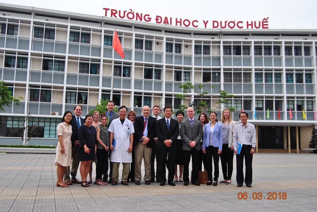 Trường Đại học Y Dược Huế phối hợp với ĐH Y khoa Mayo tổ chức Hội thảo Nhi khoa lần 3.