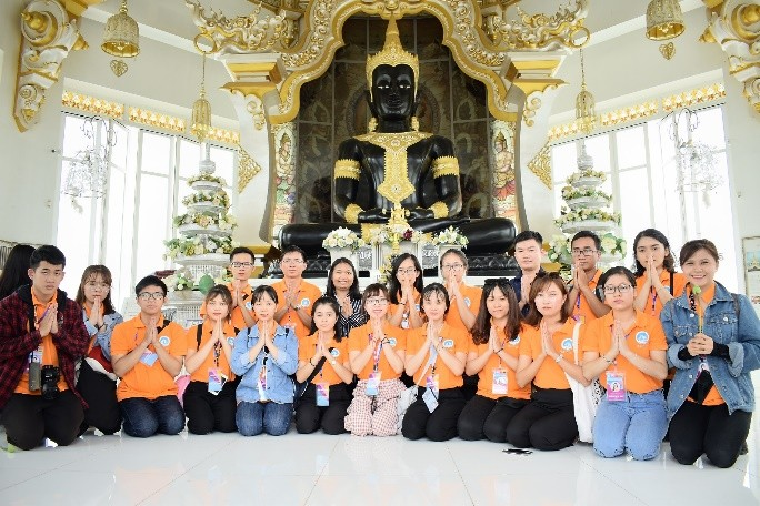Chương trình trao đổi sinh viên Y tế Công Cộng giữa Trường Đại học Y Dược Huế và Đại học KhonKaen, Thái Lan