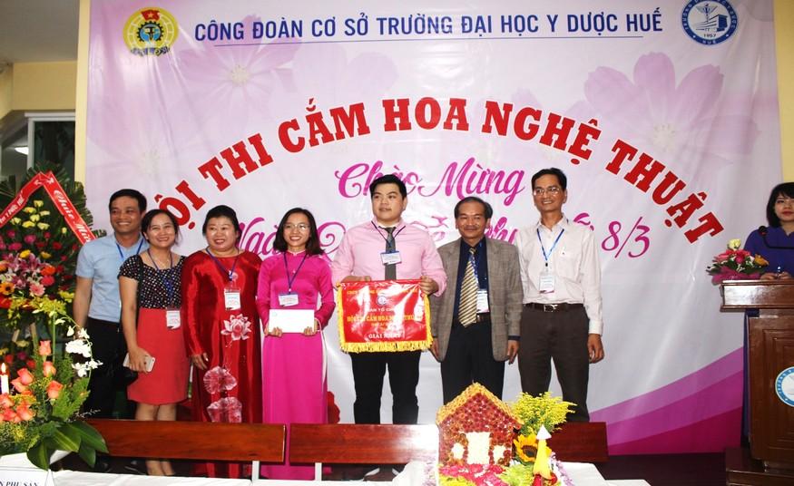 Giải Nhất Hội thi cho đơn vị CĐBP Khoa Y tế Công cộng