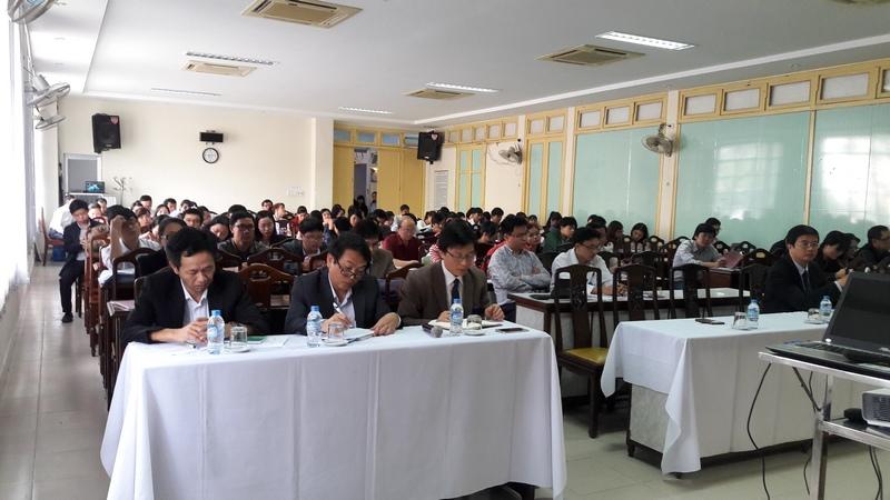 Hội nghị Giáo viên Chủ nhiệm, Cố vấn Học tập năm học 2016-2017