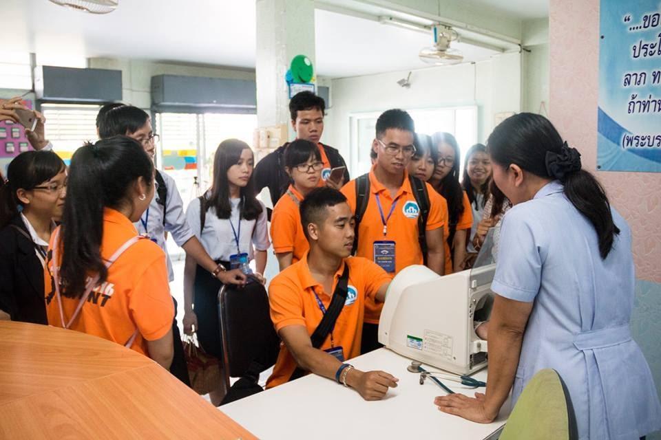 Trung tâm cải thiện sức khoẻ ban đầu