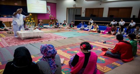Khai mạc chương trình giao lưu văn hóa