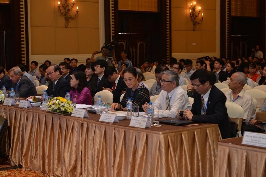 Toàn cảnh Hội nghị phiên chính thức