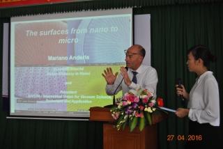 Hội thảo giảng dạy các môn khoa học ở trường THPT