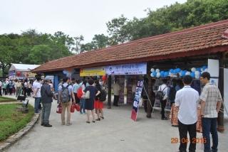 Ngày hội sức khoẻ 2016 - hoạt động hướng đến cộng đồng của Festival khoa học lần đầu tiên được tổ chức tại TP Huế