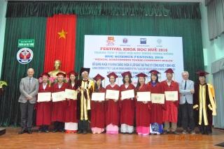 Khai mạc Festival Khoa học Huế 2016