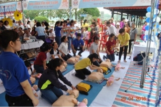 Health Fair - Ngày hội sức khoẻ