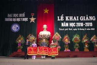 Lễ khai giảng năm học 2018-2019
